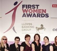 2012's First Women Award winners