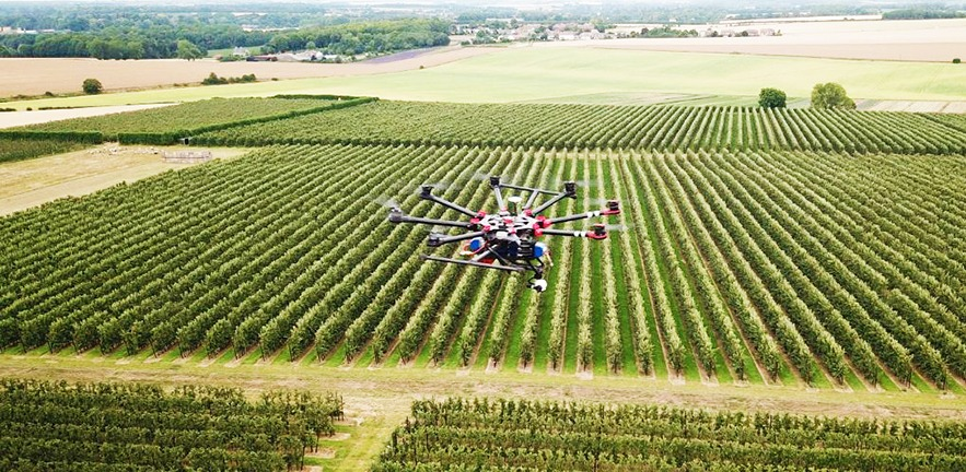 2019 venturingforth outfield technologies drone 883x432 1