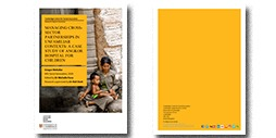 Managing cross-sector partnership in unfamiliar contexts: a case study of Angkor Hospital for Children